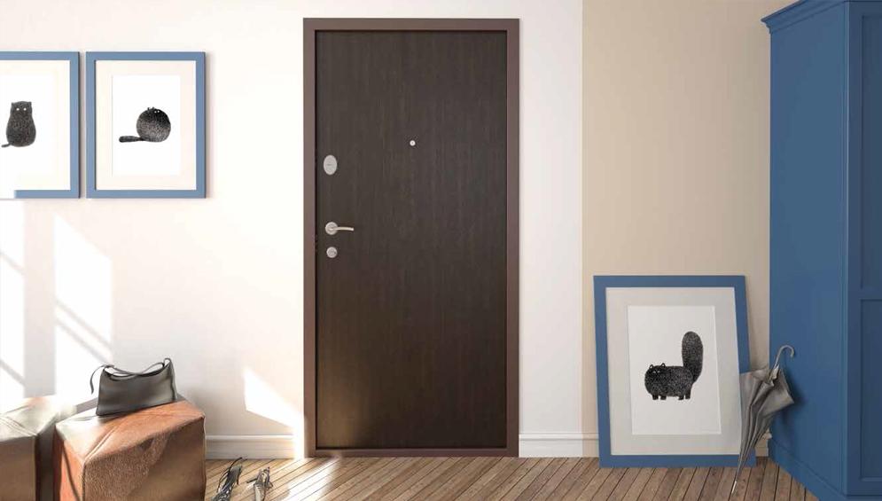 входные металлические двери комфорт